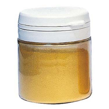 shiny gold powder