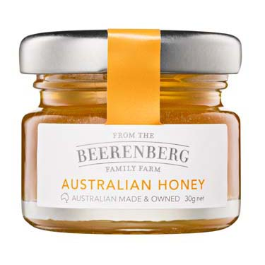 pasteurised honey