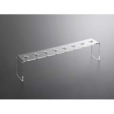 rectangle plastic holder