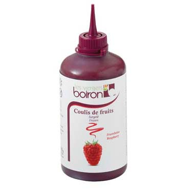 boiron raspberry coulis