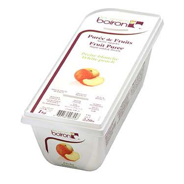 boiron white peach puree