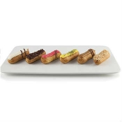 bridor assorted mini eclairs