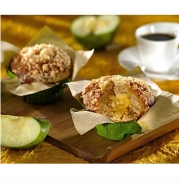 apple cinnamon muffin